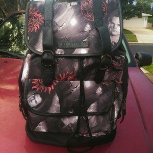 Handbags - Supernatural backpack